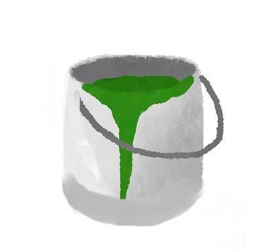 ペンキ缶2
