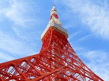 東京タワートラス構造
