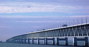 関空橋トラス構造
