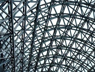 京都駅トラス構造