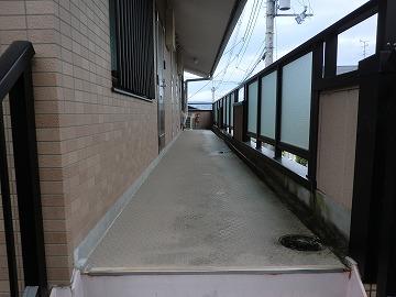 共用廊下写真