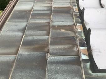 銅板の劣化