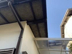 施工前天井