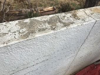 塀劣化状態