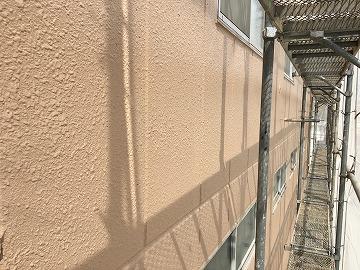 外壁仕上がり