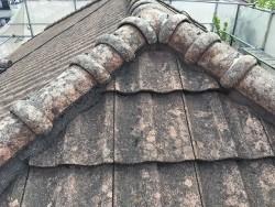 既存の屋根状態