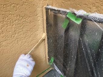散り際の塗装