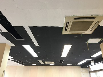 施工前天井2