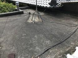 既存の陸屋根