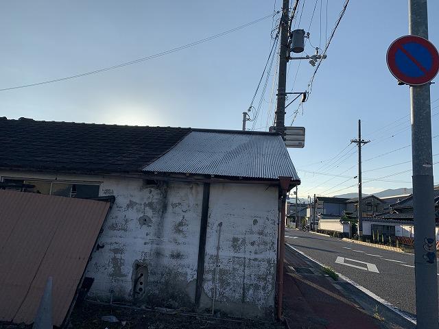 屋根補修 完工