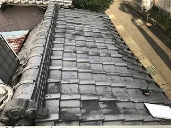 屋根の状態2