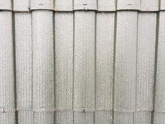 塗布後の瓦