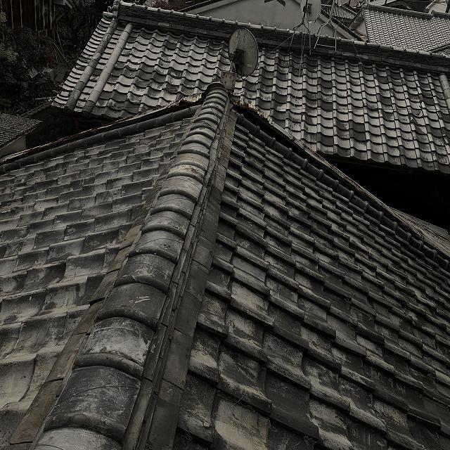 屋根リフォーム施工前