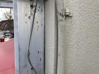 雨漏り原因箇所
