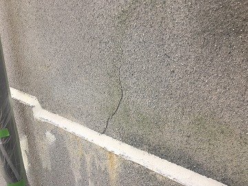 既存の外壁2