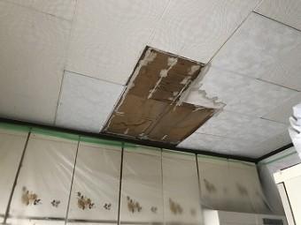 天井の化粧ボード