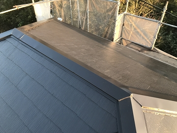 屋根塗装アドグリーンコート