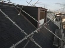 屋根用足場