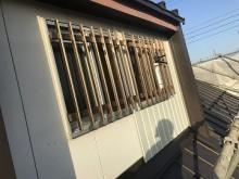 外壁カバー施工