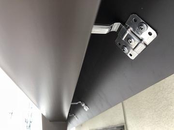 鼻隠し板 横雨樋交換