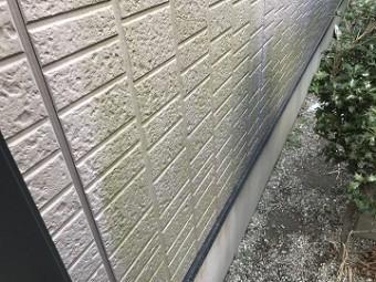 サイディングの外壁