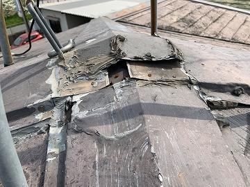大和高田市にて屋根修理を費用の面からカバー工法工事
