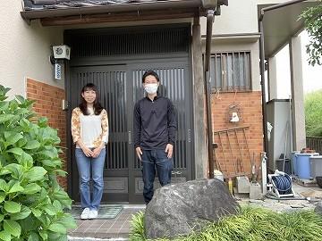 奈良市T様邸で和瓦からROOGAへ葺き替え工事をしました