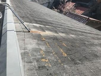 既存の屋根の状態