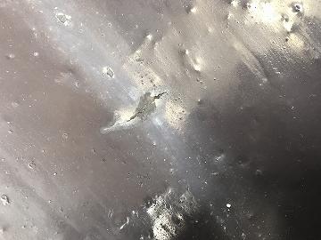 塗装された銅板