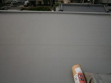 陸屋根の防水